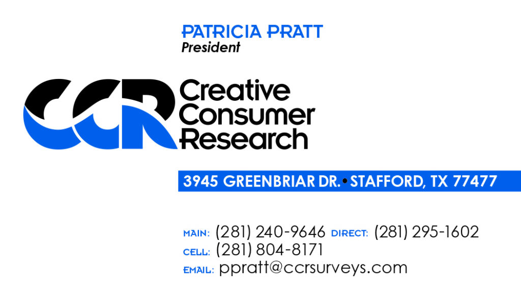 CCR Business Card